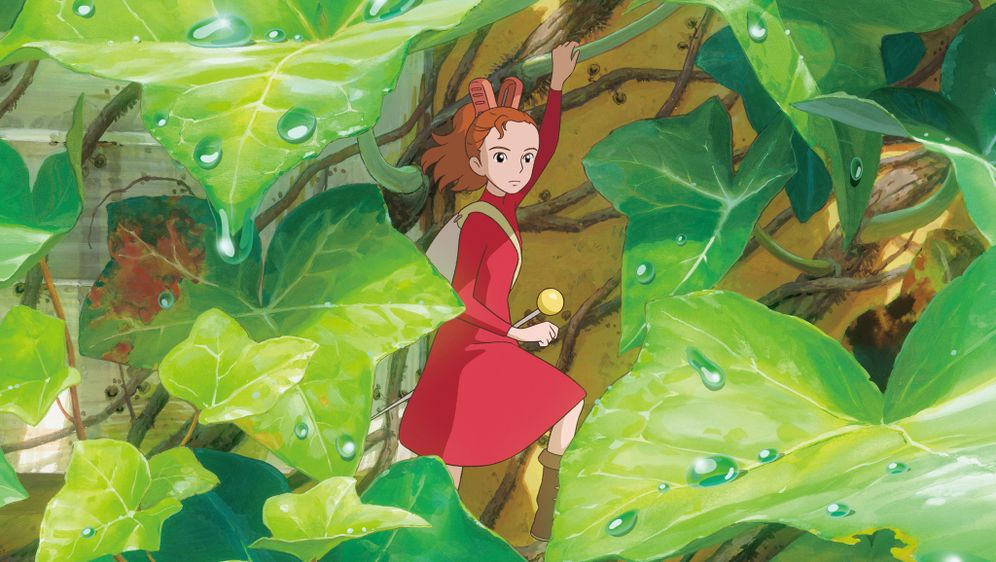 Arrietty - Die wundersame Welt der Borger - Bildquelle: Wild Bunch