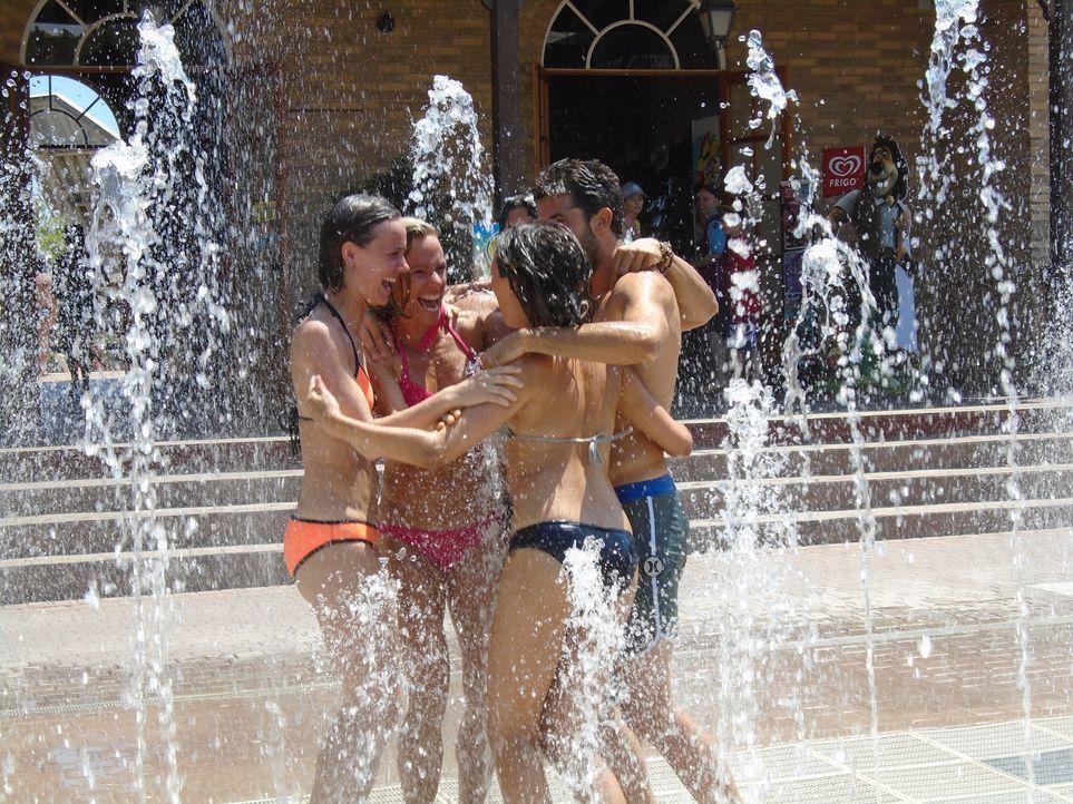 Der Western Water Park im spanischen Magaluf hat für jeden etwas zu bieten ... - Bildquelle: 2016, The Travel Channel, L.L.C. All Rights Reserved.