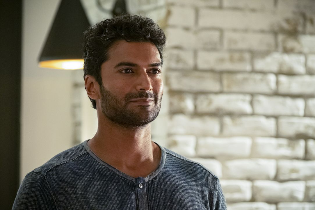 Dr. Ramsey Rosso (Sendhil Ramamurthy) - Bildquelle: Katie Yu 2019 The CW Network, LLC. All rights reserved. / Katie Yu