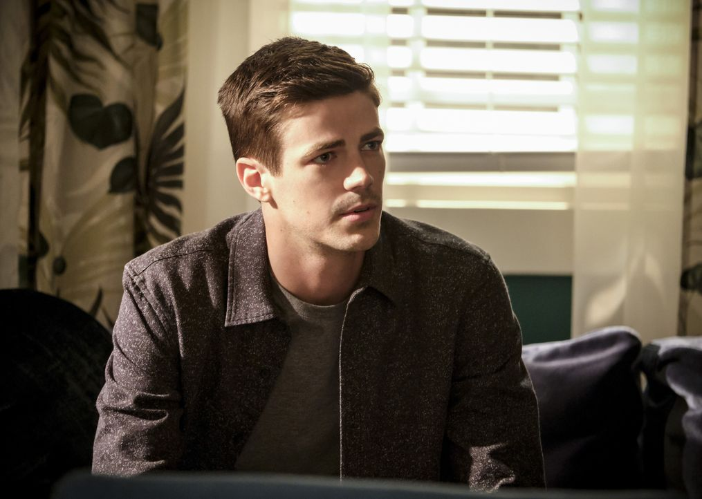 Barry (Grant Gustin) - Bildquelle: Jeff Weddell 2018 The CW Network, LLC. All rights reserved. / Jeff Weddell
