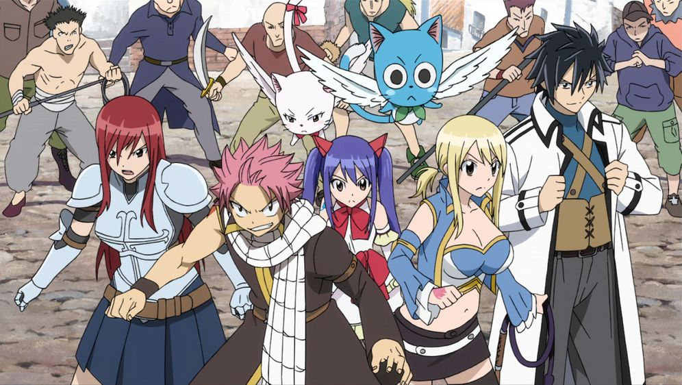 Fairy Tail Movie: Phoenix Priestess - Bildquelle: Hiro Mashima,KODANSHA/FAIRY TAIL DC Movie Committee. All Rights Reserved.
