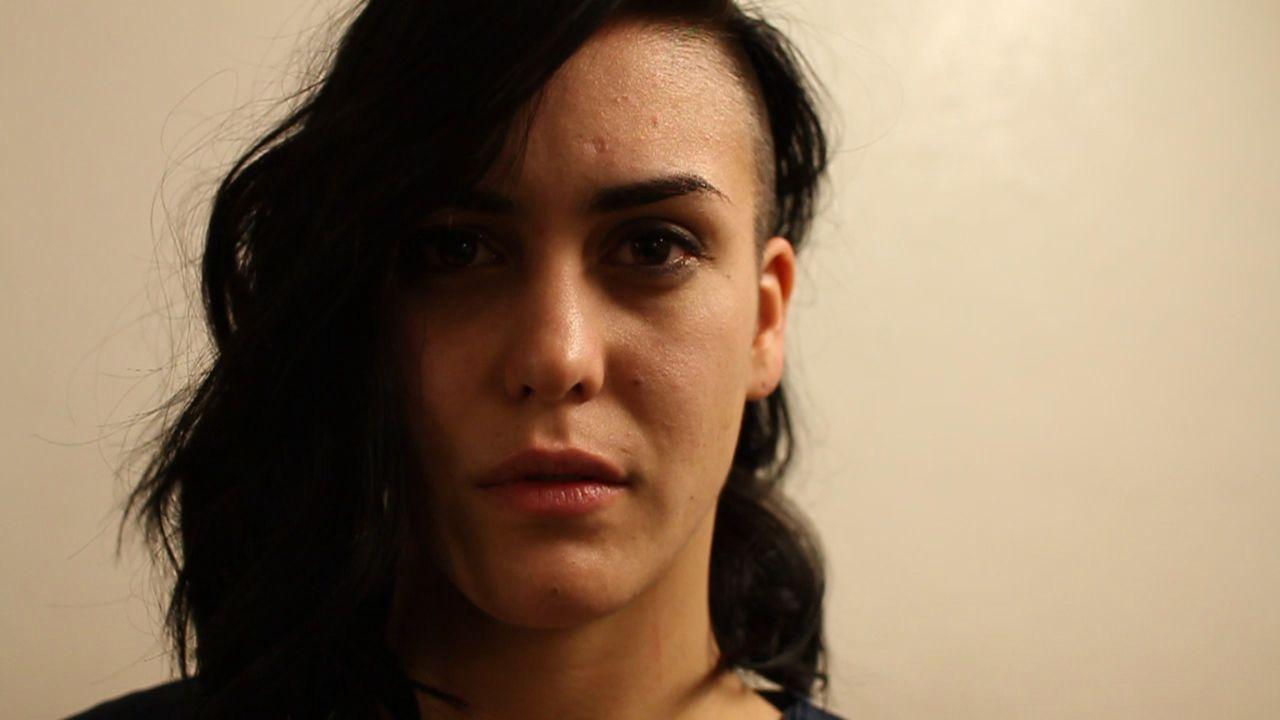 Muss im Clark County Detention Center ihre Strafe absitzen: Hannah Uhron ... - Bildquelle: Jeff Hutchens National Geographic Channels/ Part2 Pictures