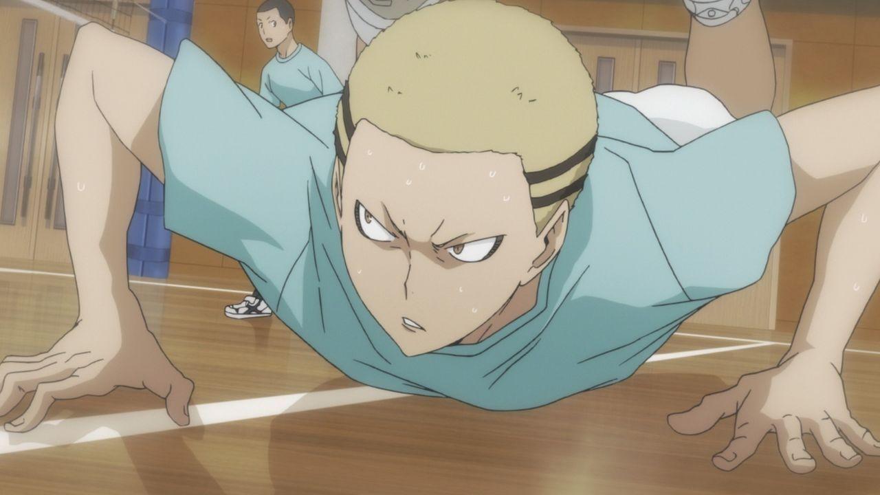 "Kentaro Kyotani - Bildquelle: H. Furudate / Shueisha, ""HAIKYU!! 2nd Season"" Project, MBS  All Rights Reserved."