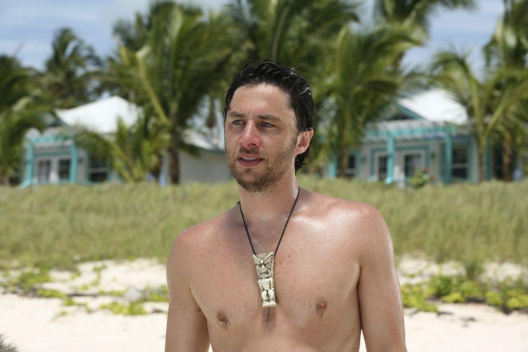 Wird ihm der richtige Liebesschwur für Elliot einfallen? J.D. (Zach Braff) ... - Bildquelle: Touchstone Television