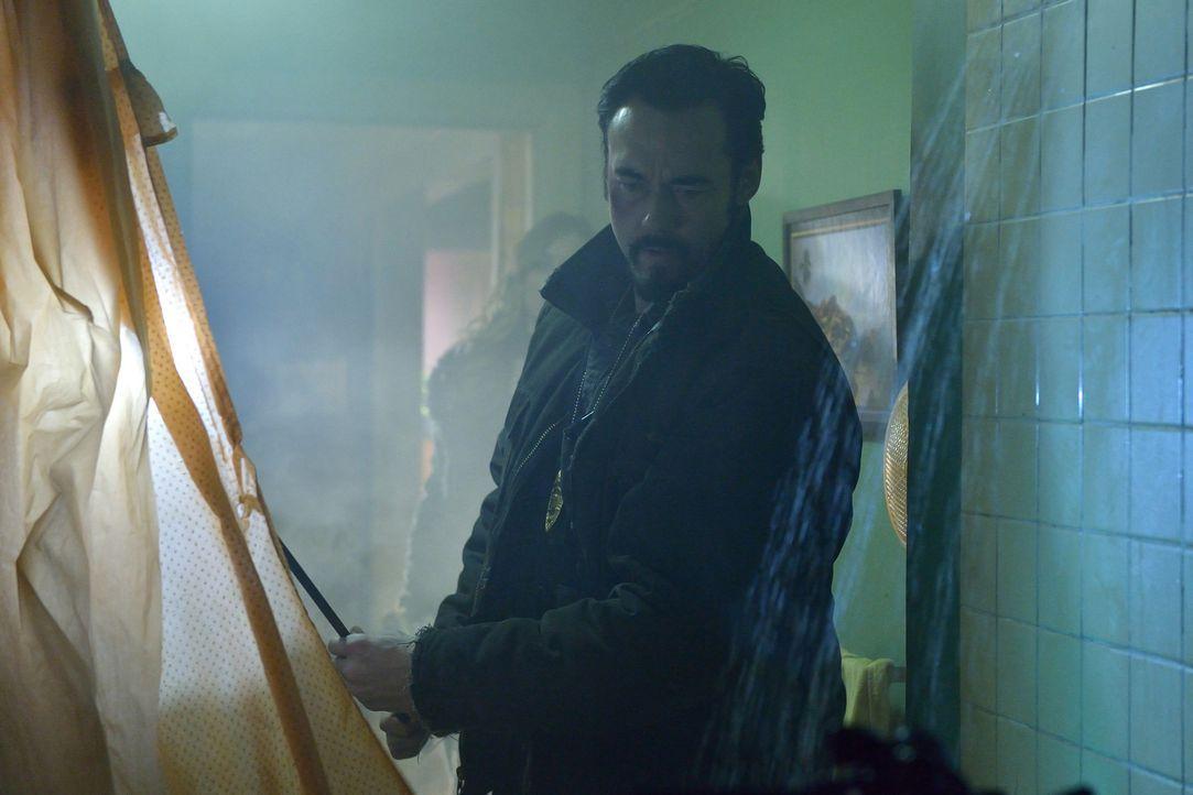 Während Fet (Kevin Durand) weiter versucht, den Untergrund New Yorks von den Vampiren zu säubern, sucht Setrakian weiterhin nach dem Occido Lumen ..... - Bildquelle: 2015 Fox and its related entities. All rights reserved.