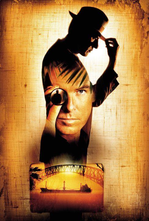 An einem zwielichtigen Ort braucht ein guter Spion seinen eigenen Spion ... - Bildquelle: 2003 Sony Pictures Television International.