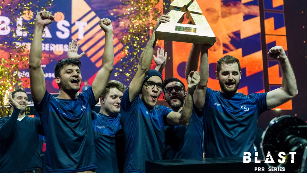 ran eSports: Counter-Strike live - Blast Pro Series Miami - Bildquelle: RFRSH Entertainment