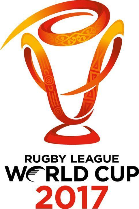 Rugby League World Cup 2017 - Logo - Bildquelle: Copyright Rugby League World Cup 2017. All Rights Reserved.