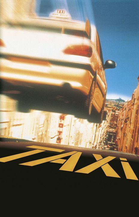 TAXI - Artwork - Bildquelle: Tobis Film