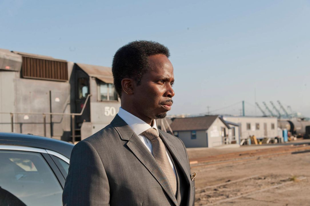 Nachdem seine Tochter umgebracht wurde, plant Damon Pope (Harold Perrineau) seine Rache ... - Bildquelle: 2012 Twentieth Century Fox Film Corporation and Bluebush Productions, LLC. All rights reserved.