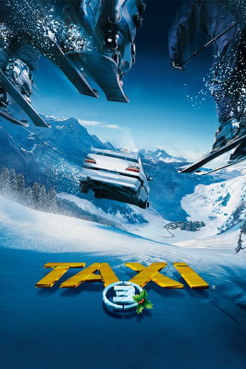 Taxi 3 - Artwork - Bildquelle: Tobis Film GmbH & Co. KG