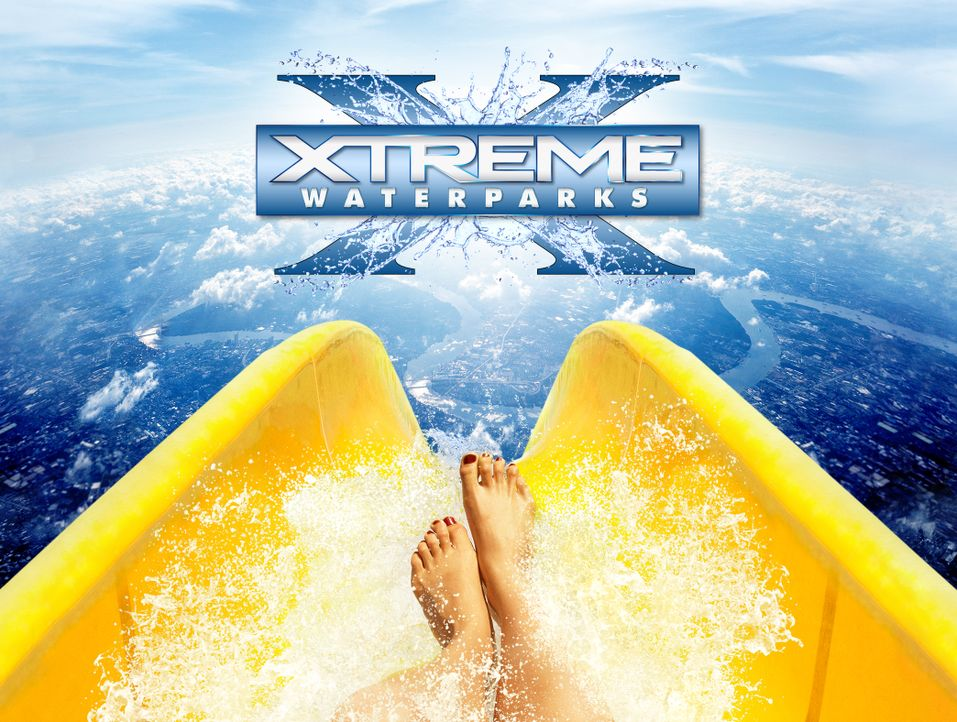 (7. Staffel) - Xtreme Waterparks - Artwork - Bildquelle: 2018, The Travel Channel, LLC. All Rights Reserved.