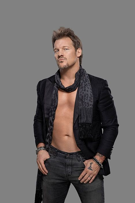 Jericho_01162016hm_00071 - Bildquelle: 2016 WWE, Inc. All Rights Reserved.