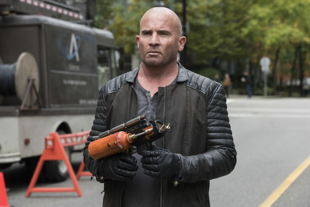 Mick Rory (Dominic Purcell) - Bildquelle: 2019 The CW Network, LLC. All rights reserved.
