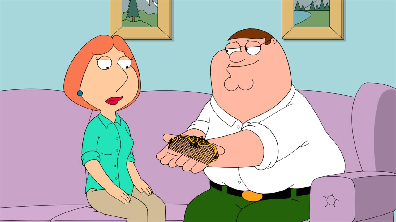 Lois Griffin (l.), peter Griffin (r.) - Bildquelle: 2018-2019 Fox and its related entities. All rights reserved.