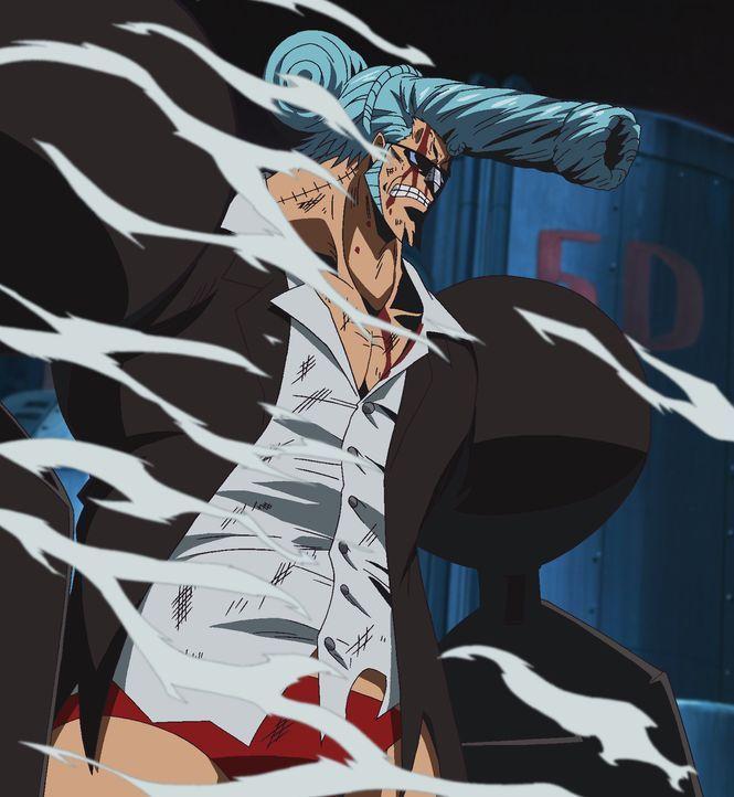 Franky - Bildquelle: Eiichiro Oda/Shueisha, Toei Animation