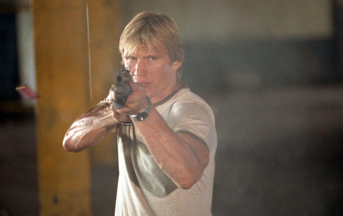 Frank Gannon (Dolph Lundgren) arbeitet seit Jahren als Cop für die Direct Action Task Force. Zu seinem Leidwesen muss er sich in den letzten Jahren... - Bildquelle: Nu-Image Films