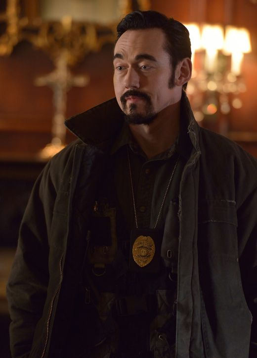 Während Fet (Kevin Durand) alles tut, um an das Occido Lumen zu kommen, bekommt Gus ein Angebot von Quinlan ... - Bildquelle: 2015 Fox and its related entities. All rights reserved.
