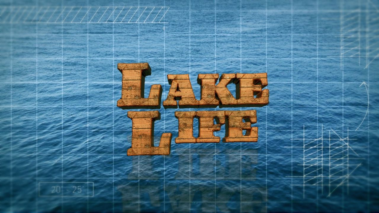 Lake Life - Verrückte Wasserbauten - Logo - Bildquelle: DIY Network/Scripps Networks, LLC. All RIghts Reserved.