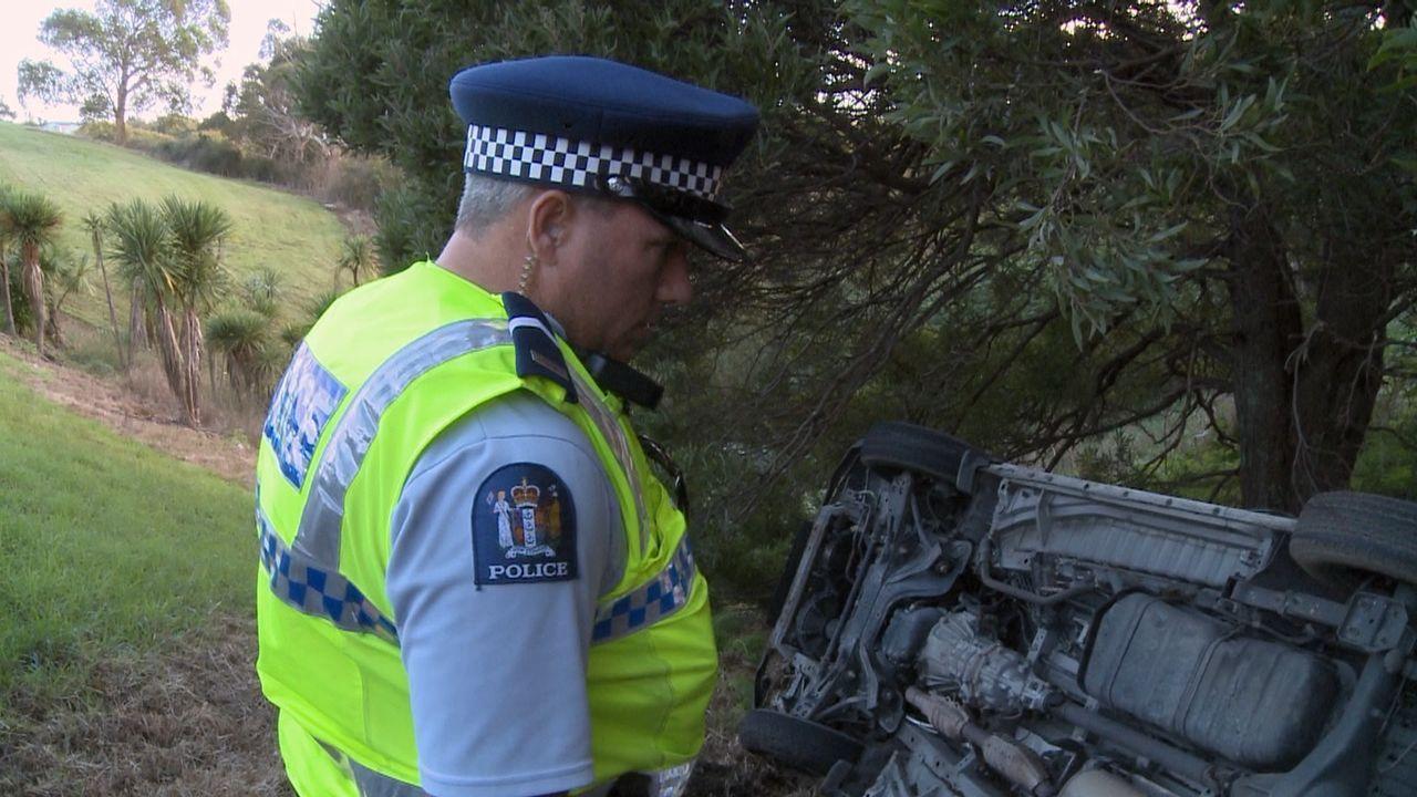 Die Polizei fahndet nach Verkehrssündern mit einer zu hohen Geschwindigkeit.... - Bildquelle: Greenstone