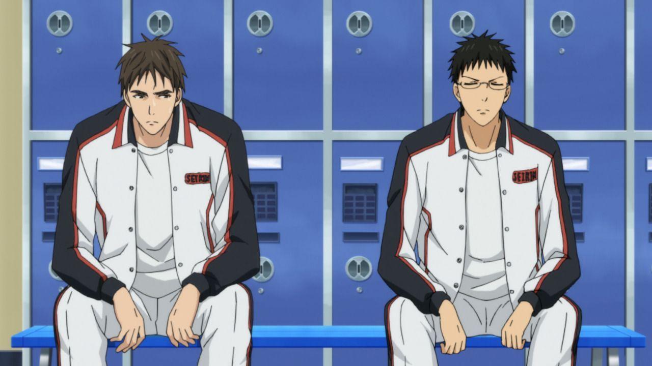 Mit Basketball höre ich auf - Bildquelle: Tadatoshi Fujimaki/SHUEISHA, Team Kuroko