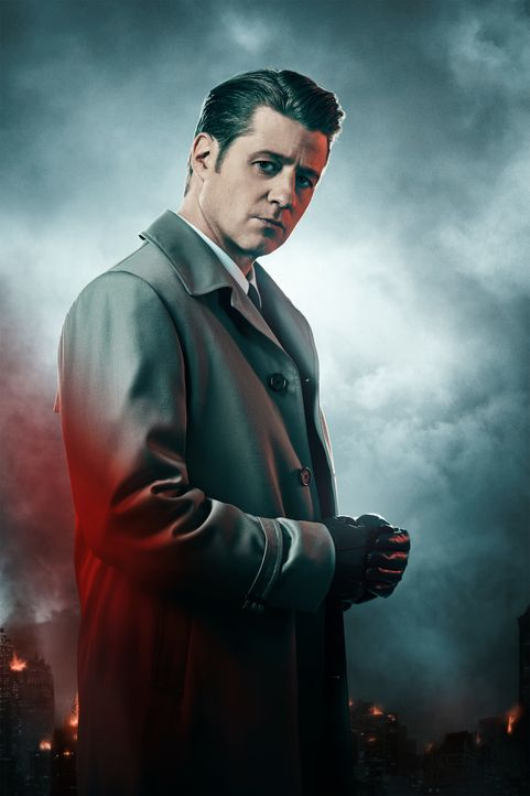 (5. Staffel) - James Gordon (Ben McKenzie) - Bildquelle: 2018 Warner Bros. Entertainment Inc.  All Rights Reserved.