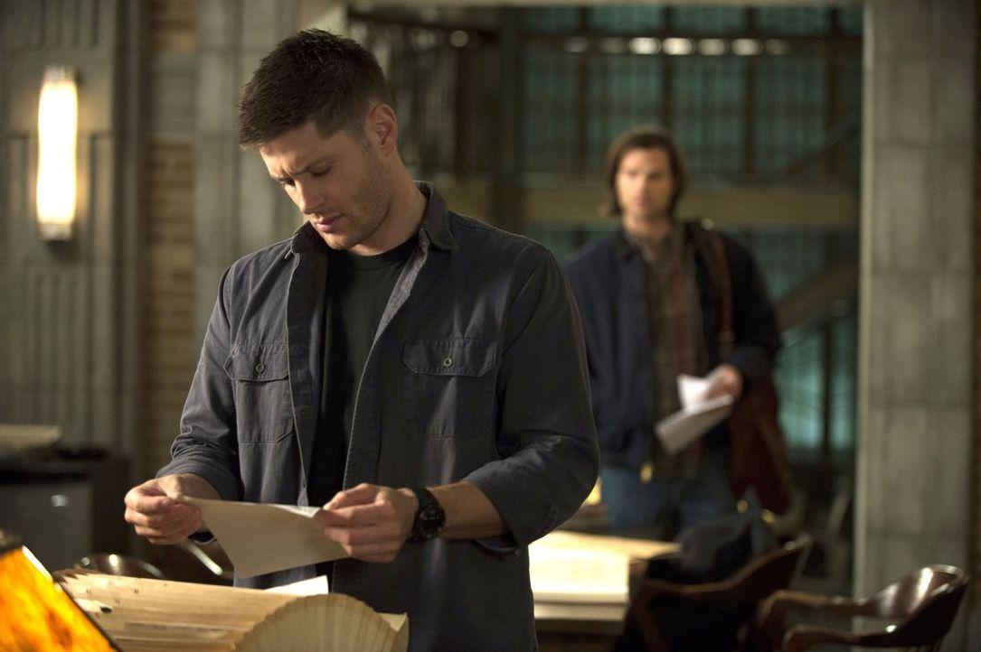 Sam ahnt nicht, dass Dean (Jensen Ackles) ihm nicht alles darüber erzählt, was momentan mit ihm los ist ... - Bildquelle: 2013 Warner Brothers