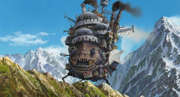Das wandelnde Schloss - Bildquelle: Wild Bunch