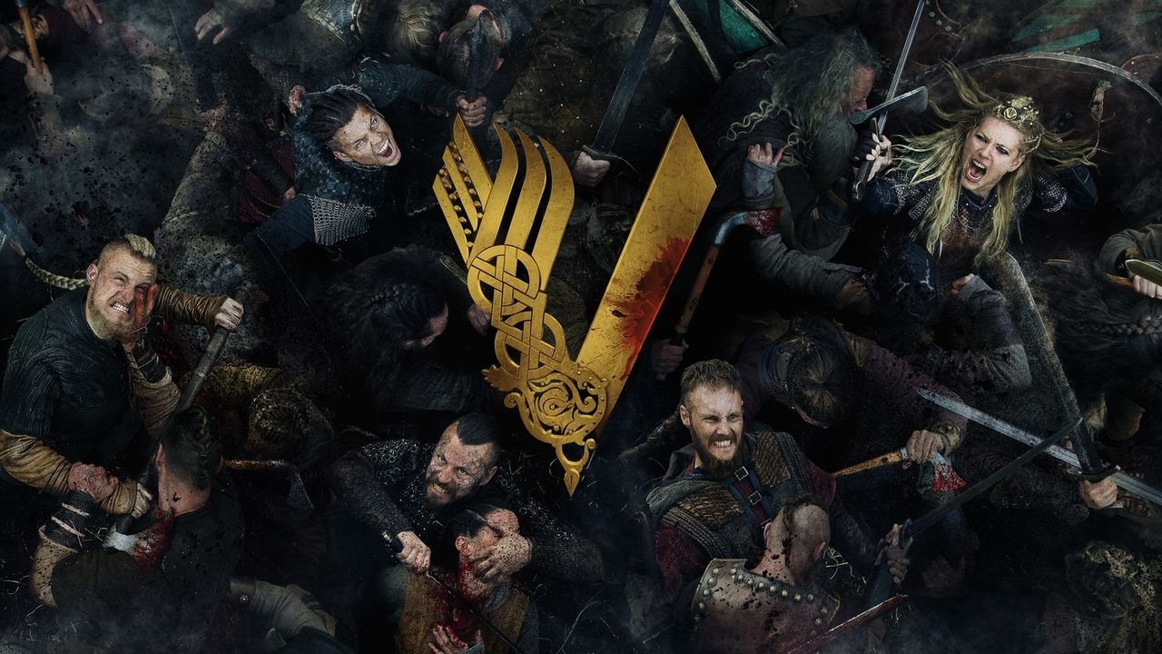 (5. Staffel) - Vikings - Artwork - Bildquelle: 2017 TM PRODUCTIONS LIMITED / T5 VIKINGS III PRODUCTIONS INC. ALL RIGHTS RESERVED.
