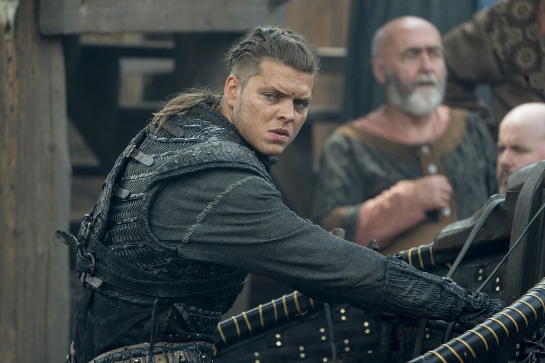 Ivar (Alex Høgh Andersen) - Bildquelle: 2020 TM Productions Limited / T5 Vikings IV Productions Inc. All Rights Reserved. An Ireland-Canada Co-Production.