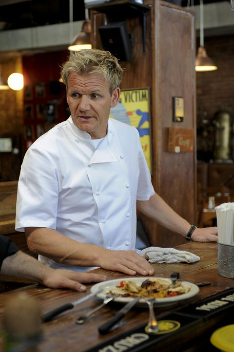 Gordon Ramsay - Bildquelle: 2009 ITV Studios, Inc. all rights reserved.