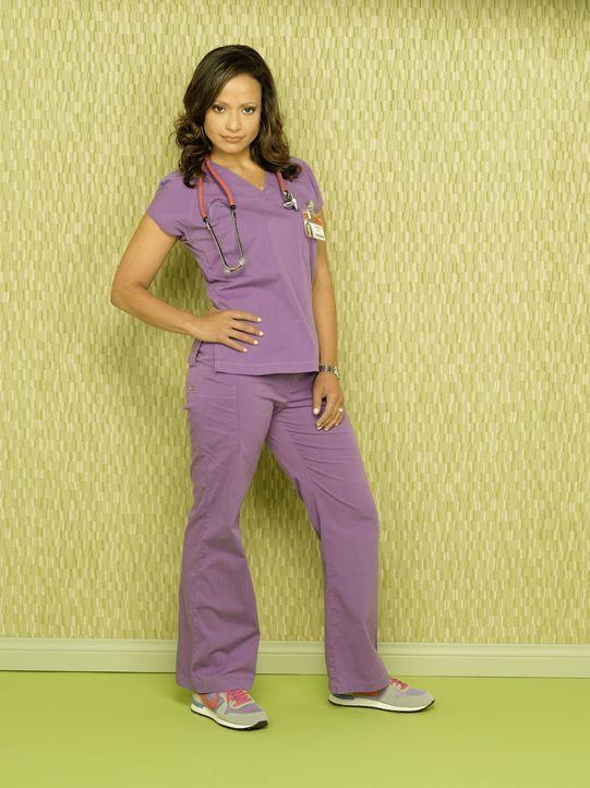 (8. Staffel) - Carla Espinosa (Judy Reyes) kann Job und Privates nicht immer trennen ... - Bildquelle: Touchstone Television