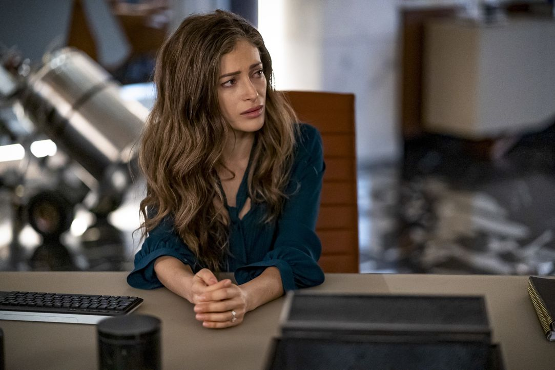 Eva McCulloch (Efrat Dor) - Bildquelle: 2019 The CW Network, LLC. All rights reserved.