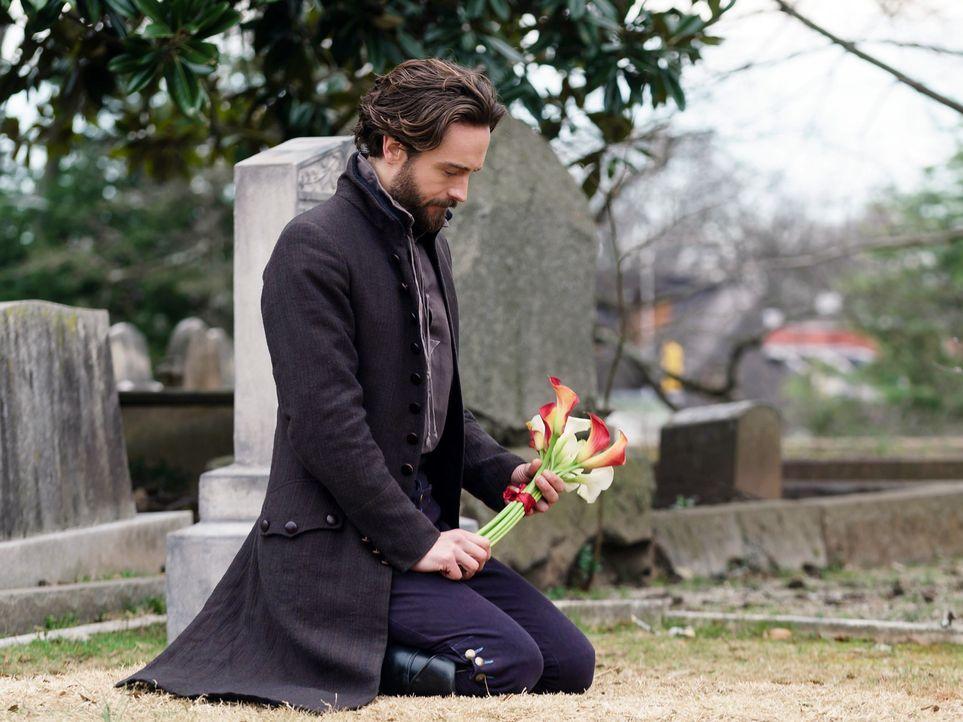 Wird Crane (Tom Mison) Abbie für immer verlieren - gerade als er erkennt, wie wichtig sie ihm ist? - Bildquelle: 2015-2016 Fox and its related entities.  All rights reserved.