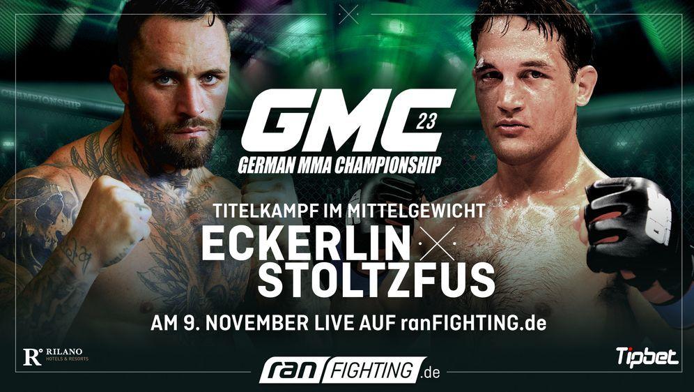 ran Fighting: GMC23 - Bildquelle: ProSieben MAXX/Seven Sport