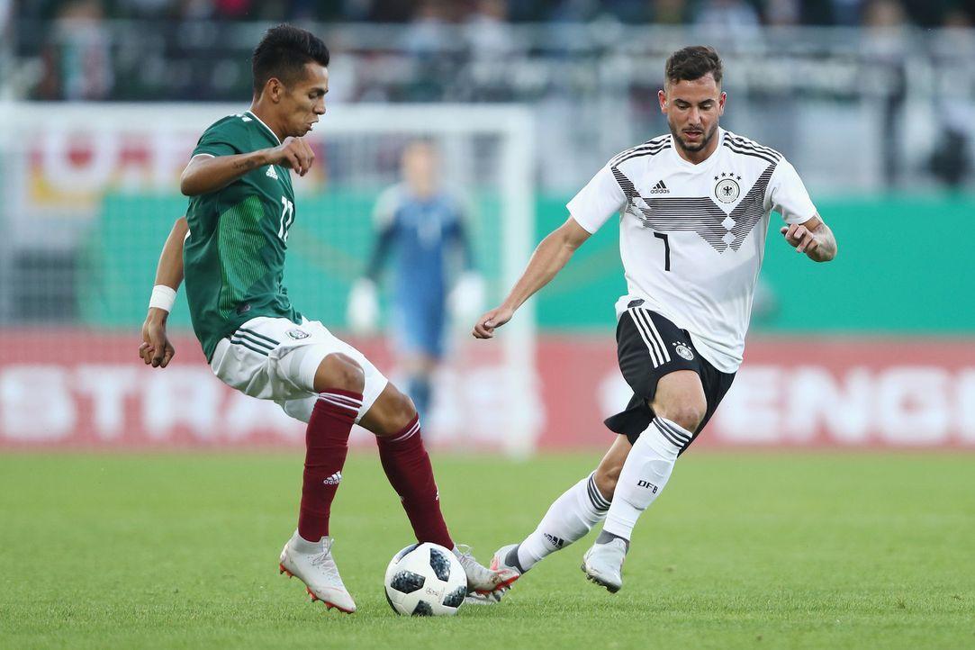 ran Fußball: England - Deutschland - Vorbericht - Bildquelle: Guido Engels ProSieben/Guido Engels