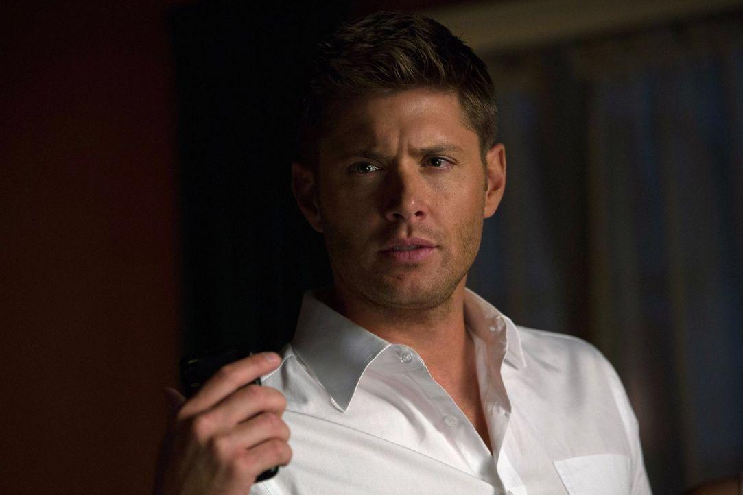 Dean (Jensen Ackles) sieht sich selber als Kämpfer gegen das Böse, doch Sam scheint plötzlich ganz andere Ziele zu haben ... - Bildquelle: Warner Bros. Television
