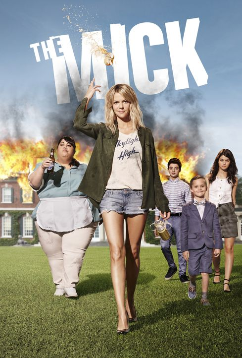 (2. Staffel) - The Mick - Artwork - Bildquelle: 2017-2018 Fox and its related entities.  All rights reserved.