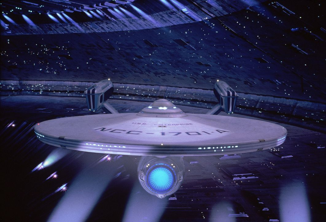Ein Hilferuf der Erde erreicht die Enterprise. Ihr Heimatplanet wird von einer Sonde bedroht. ... - Bildquelle: Paramount Pictures