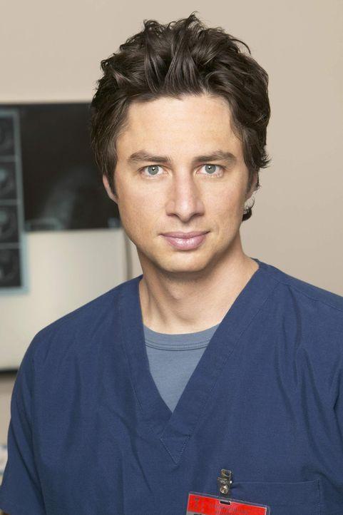 (4. Staffel) - Neue Überraschungen und Betätigungsfelder warten auf den engagierten Arzt J.D. (Zach Braff) ... - Bildquelle: Touchstone Television