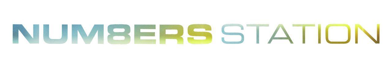 NUMBERS STATION - Logo - Bildquelle: 2012 Universum Film GmbH - Alle Rechte vorbehalten.