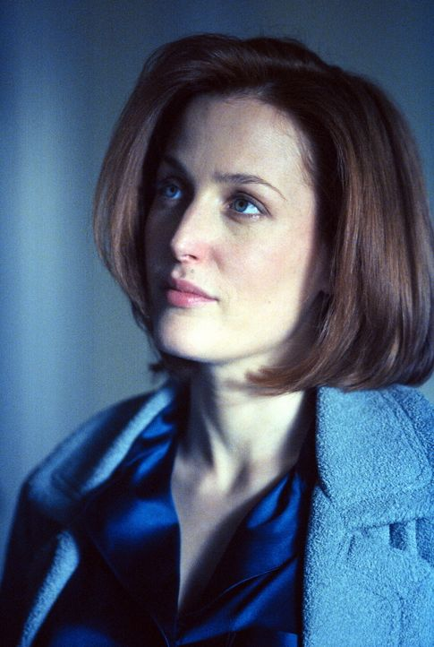 Scully (Gillian Anderson) ist erleichtert, dass sie das Krankenhaus wieder verlassen darf. - Bildquelle: TM +   2000 Twentieth Century Fox Film Corporation. All Rights Reserved.
