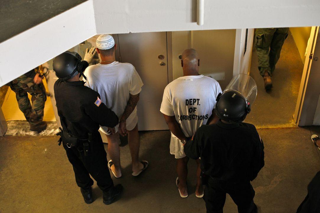 Innerhalb von sechs Monaten gab es im Smith State Prison drei Morde ... - Bildquelle: Ryan Hill part2pictures