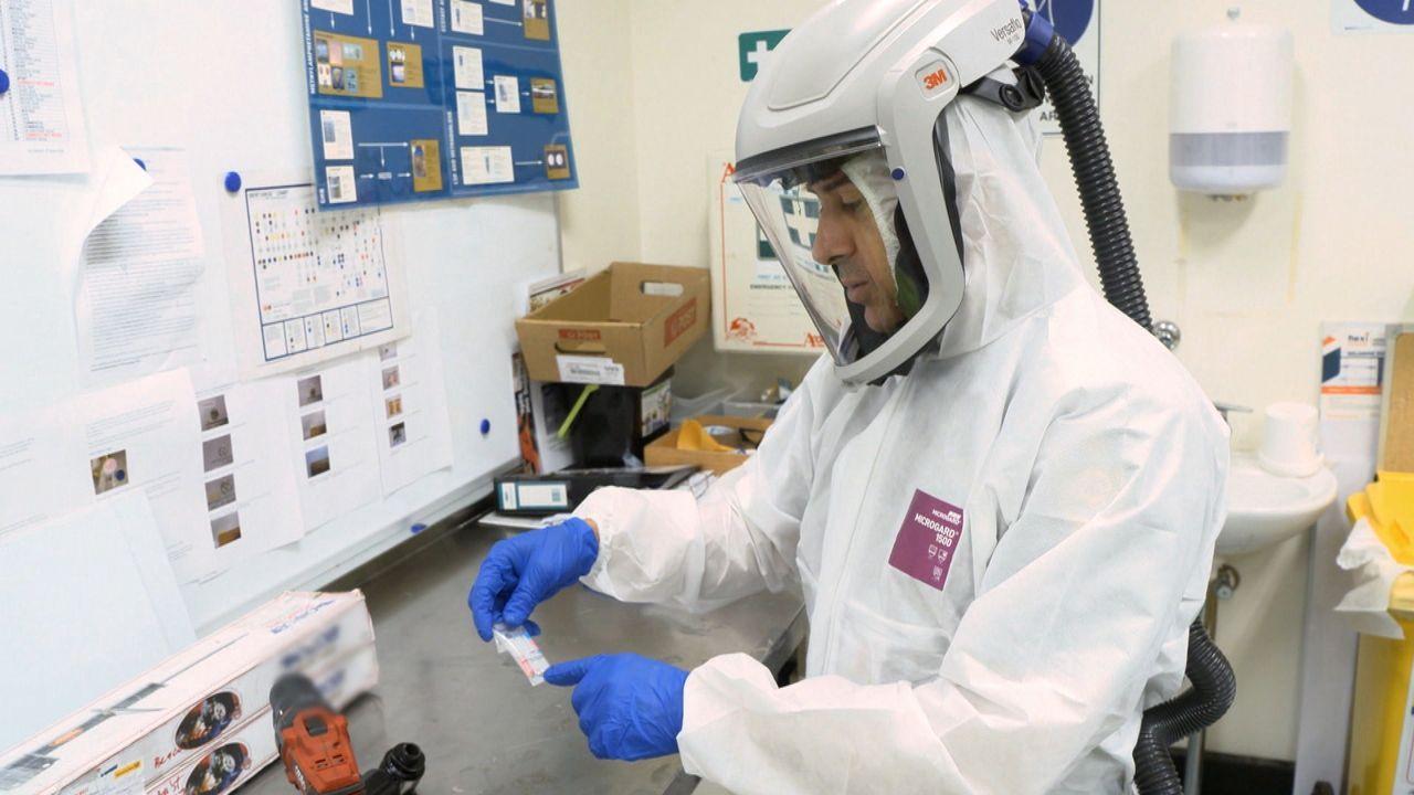 Kokain im Stoßdämpfer - Bildquelle: 2019 Seven Network (Operations) Limited