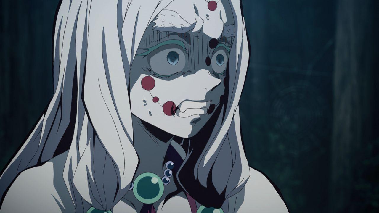 Vor jemand anderem als sich selbst - Bildquelle: Koyoharu Gotoge / SHUEISHA, Aniplex, ufotable