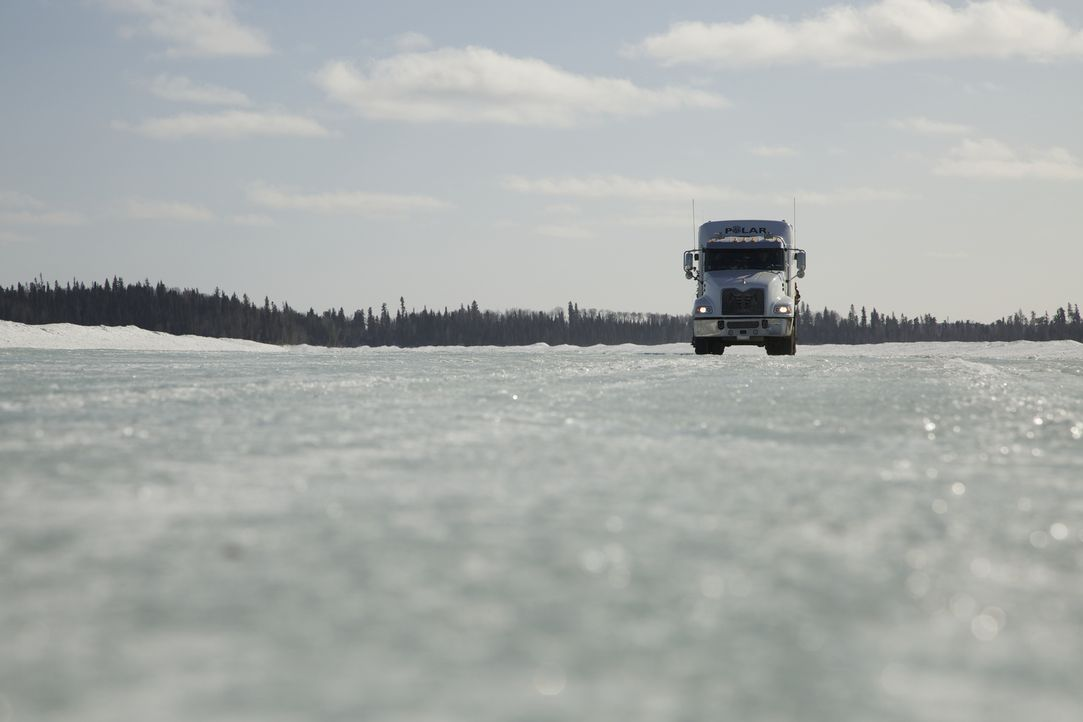 Diesen Winter wütet Mutter Natur wie nie zuvor. Eine gewaltige Kaltfront bri... - Bildquelle: 2015 A+E Networks, LLC