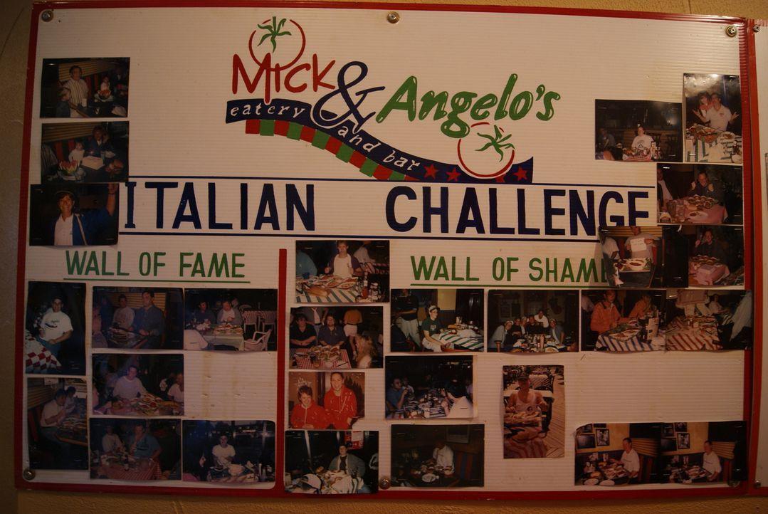 Italienisch satt an den Niagarafällen - Bildquelle: 2009, The Travel Channel, L.L.C./Sharp Entertainment
