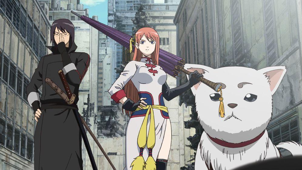 - Bildquelle: Hideaki Sorachi/GINTAMA the Movie