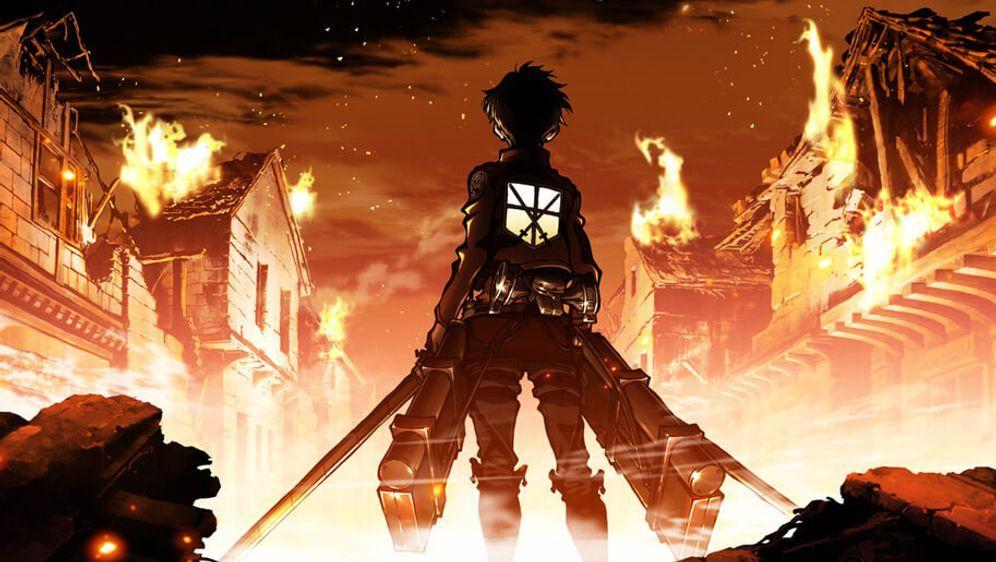 """- Bildquelle: Hajime Isayama,Kodansha/""""ATTACK ON TITAN""""Production Comittee All Rights Reserved."""