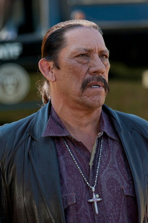 Wer ist Romeo (Danny Trejo) wirklich? - Bildquelle: 2011 Twentieth Century Fox Film Corporation and Bluebush Productions, LLC. All rights reserved.